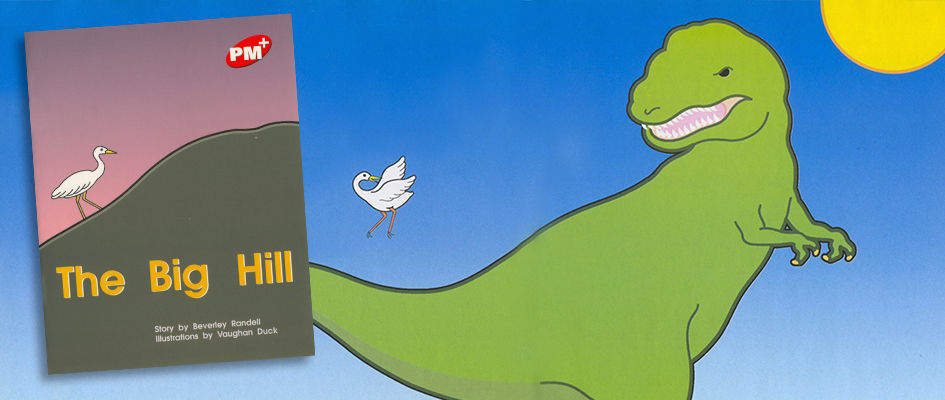 The Big Hill illustrated by Vaughan Duck