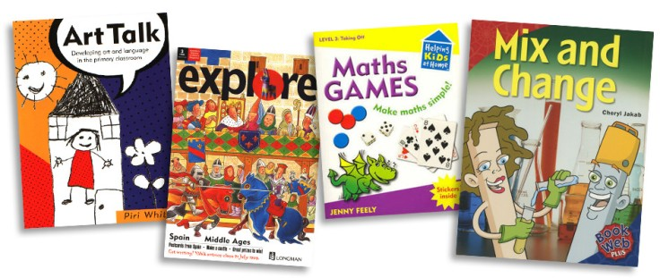 Primary Textbooks