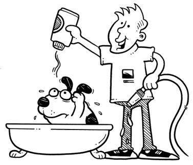 DogFamily_BathTime