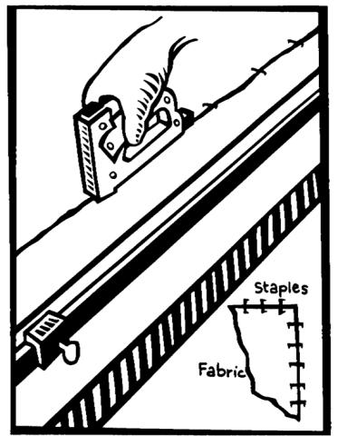 Stapling Frame
