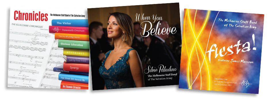 MSB CD Covers