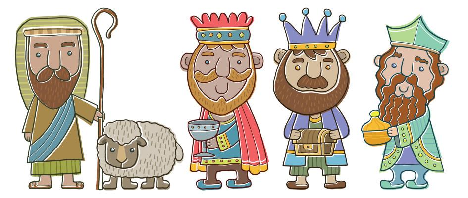 Religious cartoons