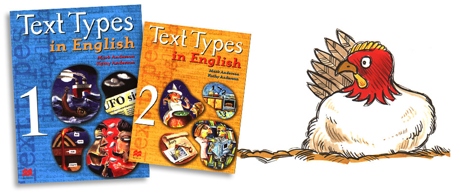 Text Types in English Pencil