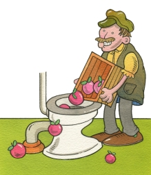 Toilet_Apples