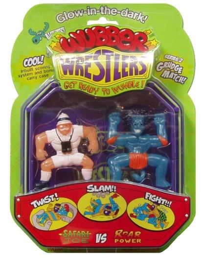 Wubber Wrestlers