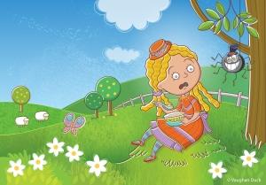 Little Miss Muffett