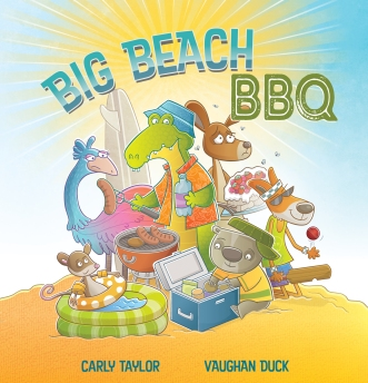 Big Beach BBQ Cover Image