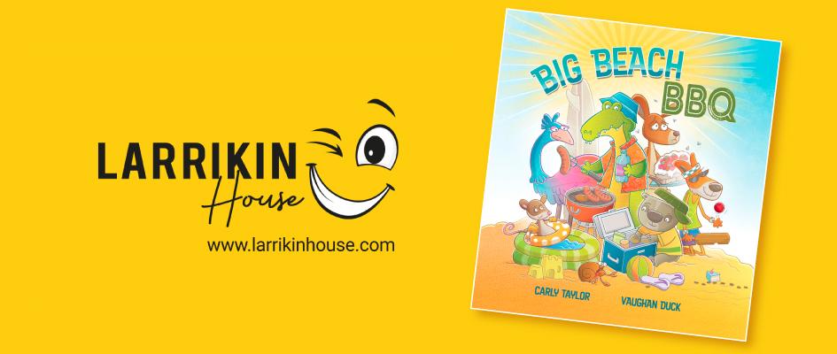 Larrikin House Heading