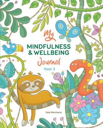 My Mindfulness & Wellbeing Journal COVER