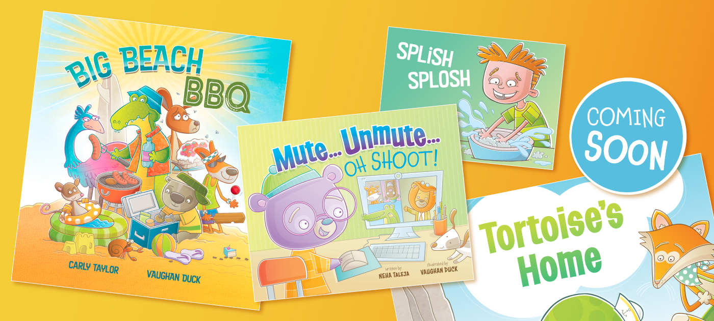 Picture Books by Vaughan Duck