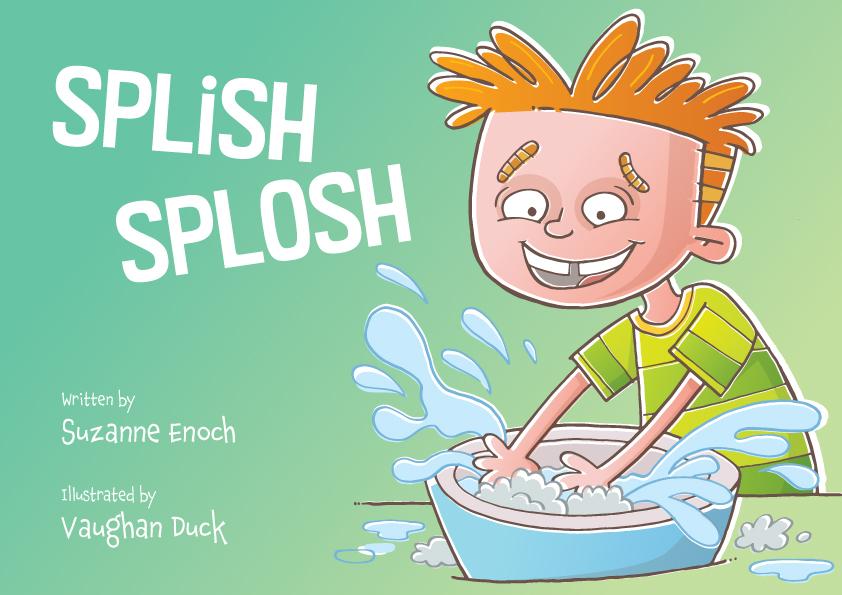 Splish Splosh Cover Image