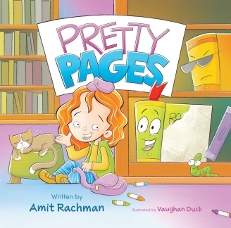Pretty Pages by Amit Rachman